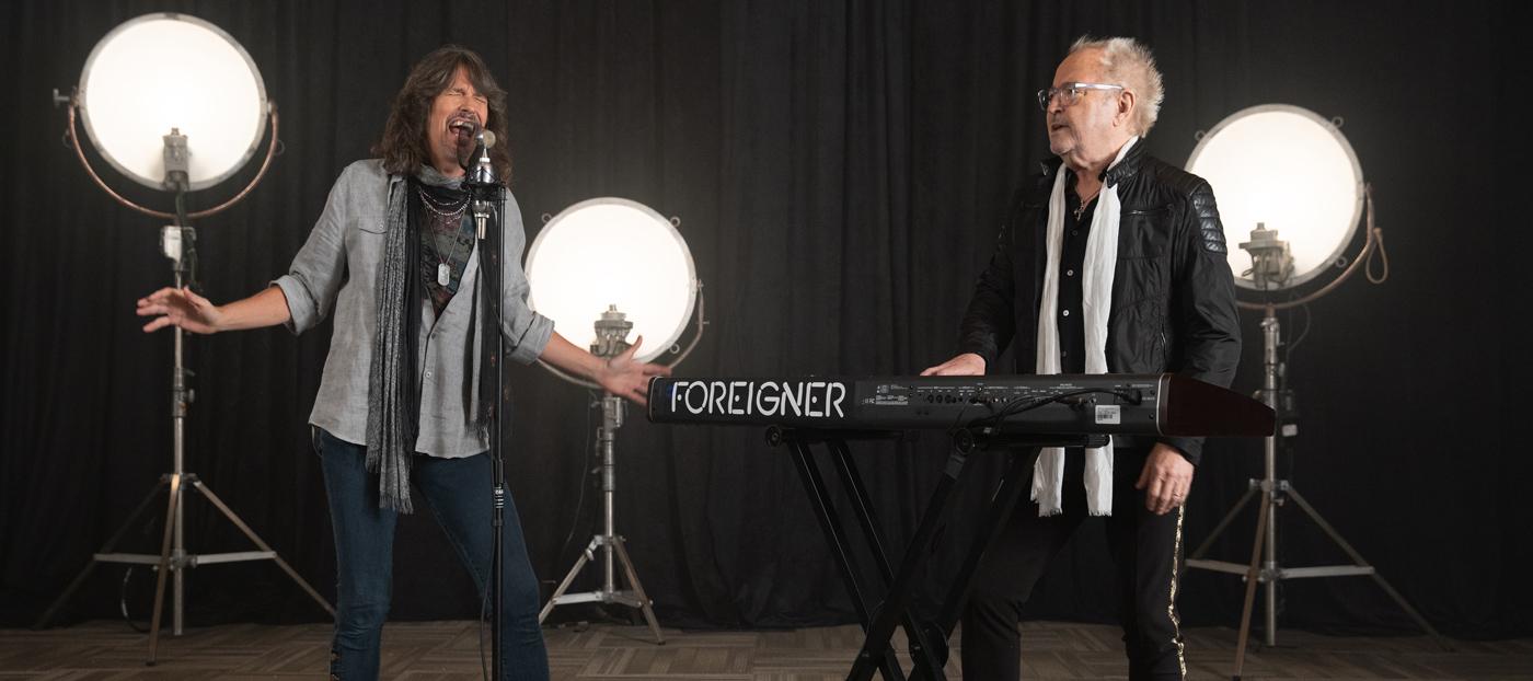 Shriner's Foreigner Video